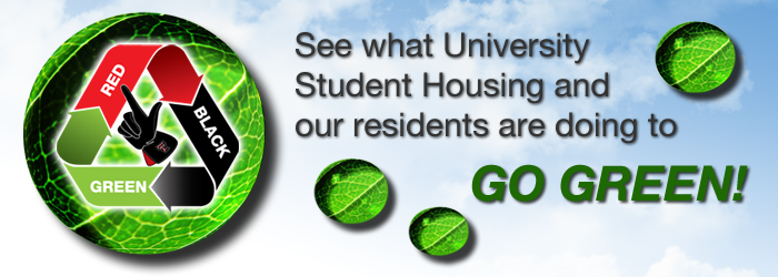 Go Green With Housing