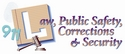 Law, Public Safety, Corrections & Security SCC Logo