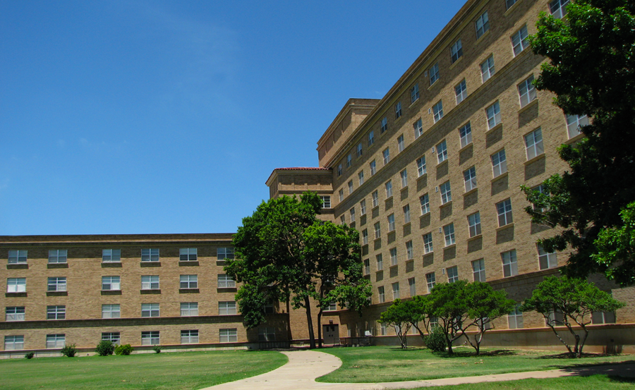 Texas Tech University University Student Housing Stangel Murdough Complex