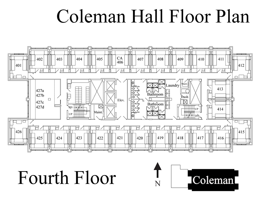 Babson College Housing Floor Plans Part 78